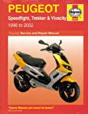 NOS-H3920 Haynes Peugeot Speedfight Trekker Vivacity 1996-2002 Repair Manual