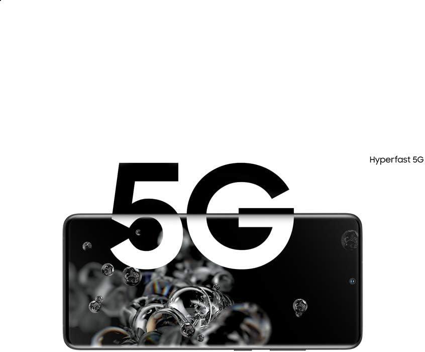 Samsung Galaxy S20 Ultra 5G - Smartphone 6.9