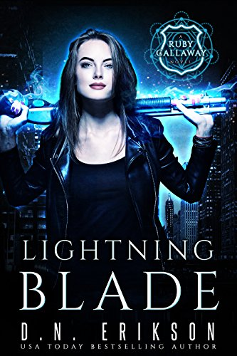Groundhog Day meets The Dresden Files in this time-looping twist on urban fantasy.Supernatural bounty hunter Ruby Callaway has survived for over two centuries by following a single rule: shoot first, ask questions never. Which may explain why she spe...