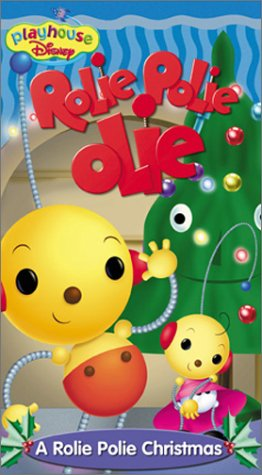 Rolie Polie Olie - Holiday Video 2000 - A Rolie Polie Christmas