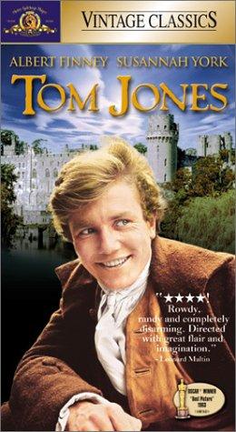 Tom Jones [VHS]