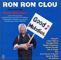 カバーアーティスト|RON RON CLOU