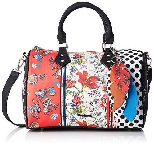 Desigual Bols_tripatch Bowling, Women's Bag, Red (Carmin), for sale  Delivered anywhere in USA