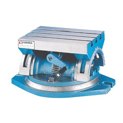 Vertex, Milling Adjustable Angle Plate w/Swivel Base. VP-250S by Vertex