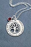 Best Jewelry Everyday Thank You Gifts - Teacher Appreciation Necklace – DII ABC - Thank Review