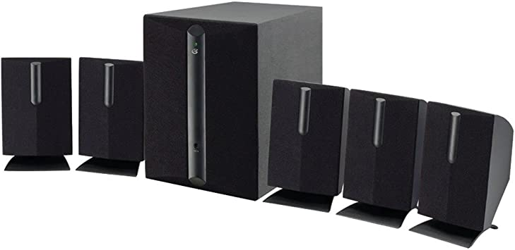 Amazon.com: GPX(R HT8B 8.8-Channel Home Theater Speaker System