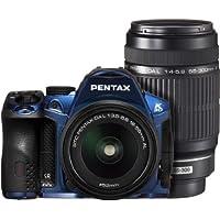 Pentax K-30 16 MP CMOS Digital SLR DA18-55mmF3.5-5.6AL & DA55-300mmF4-5.8ED d...