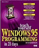 Teach Yourself Windows 95, Charles Calvert, 0672305313