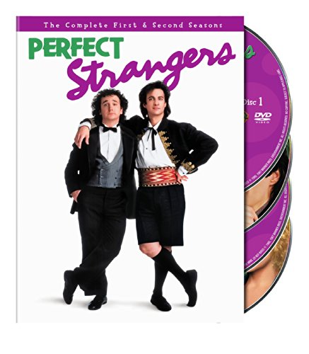 Perfect Strangers: The Complete First and Second Seasons (Christmas Perfect Dvd Arthur's)