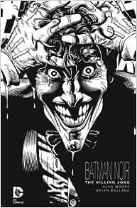 Amazon.com: Batman Noir: The Killing Joke (9781401263645