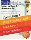 Law Pack Collection 1: Family Lawyer, Tenancy & Lettings, Home & Neighbourhood
