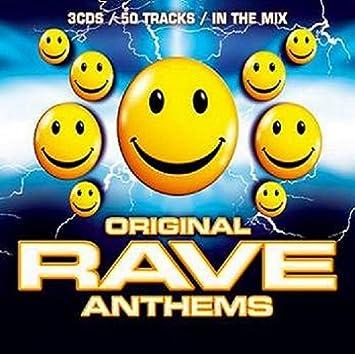 Original rave anthems amazon music original rave anthems negle Images