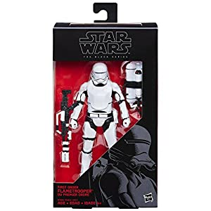 First Order FLAMETROOPER #16 – Black Series 6 inch – Episode 7 by Star Wars