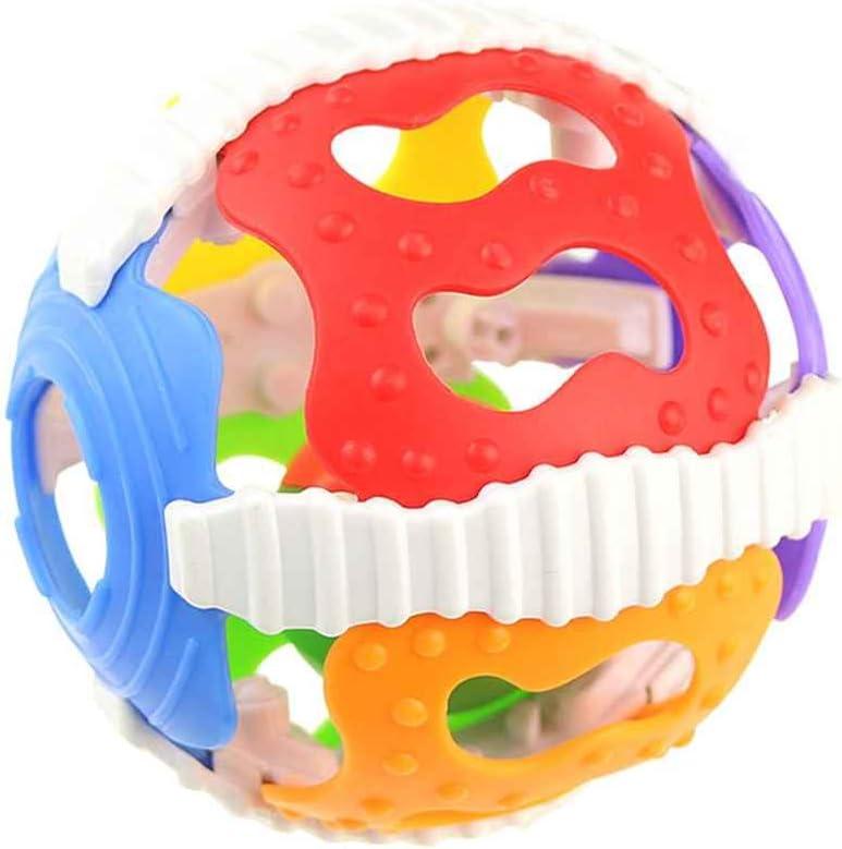Topker Double-End Sonajero de Bebé Juguetes Little Loud Bell Ball ...