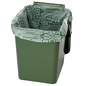 Image result for compostable bin liners.