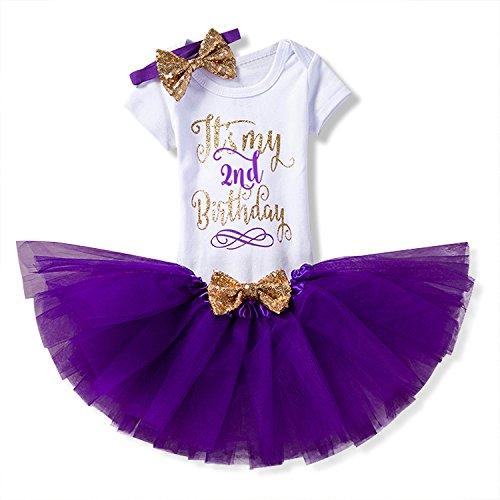 2nd year birthday dress - 3