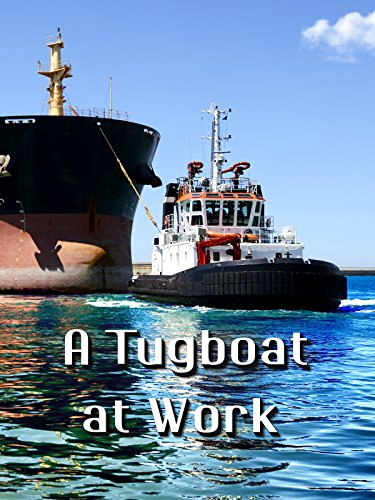 A Tugboat at Work