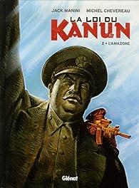 La loi du Kanun, tome 2 : L'Amazone par Jack Manini