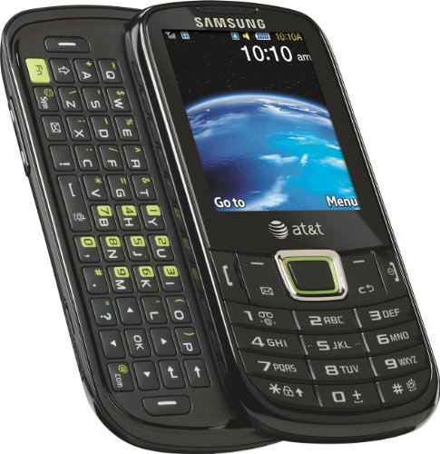 amazon com samsung evergreen a667 phone at t cell phones rh amazon com