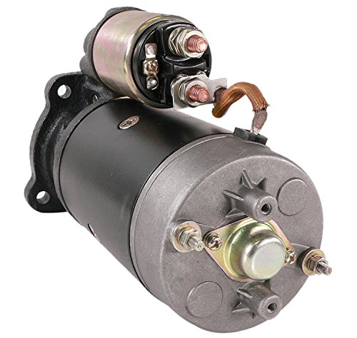 DB Electrical SBO0076 New Starter For Volvo Td40Gde Barber Greene Asphalt Paver 3054 Cat Loader L50B L50C 2873D304 3872D304 112037 154011053 18251 Caterpillar Ap300C Ap650B,307 Midi Ec130C Ew130C