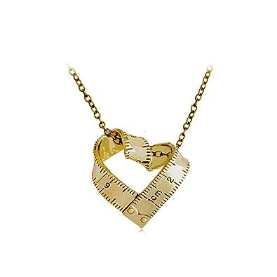 Amazon.com: Amor más allá de medida, Oro y Plata en forma de ...