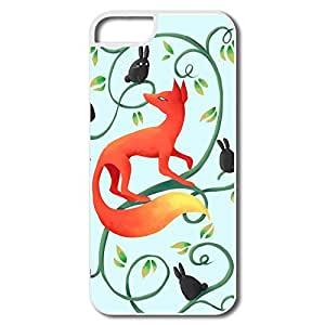PTCY IPhone 5/5s Custom Cool Fox