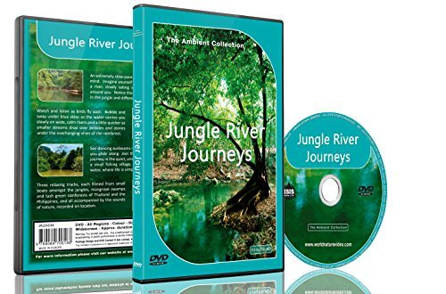 Relaxing Rainforest DVD - Jungle River Journeys with Nature - Philippines Repair Sunglasses