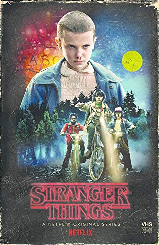 Stranger Things: Season One: 4-disc DVD/Blu-Ray Collectors Edition Box Set (Exclusive VHS Box Style Packaging) -