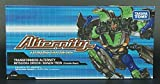 Transformers Alternity A-04B Banzaitron Mitsuoka Orochi Okamora [Cristallo Black] Asia Exclusive Action Figure