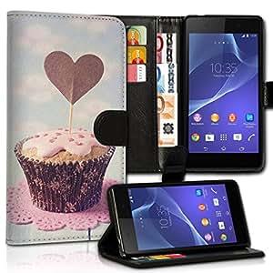 Wallet Wicostar–Funda Case Funda Carcasa diseño Funda para Huawei G8–Diseño Flip mvd166