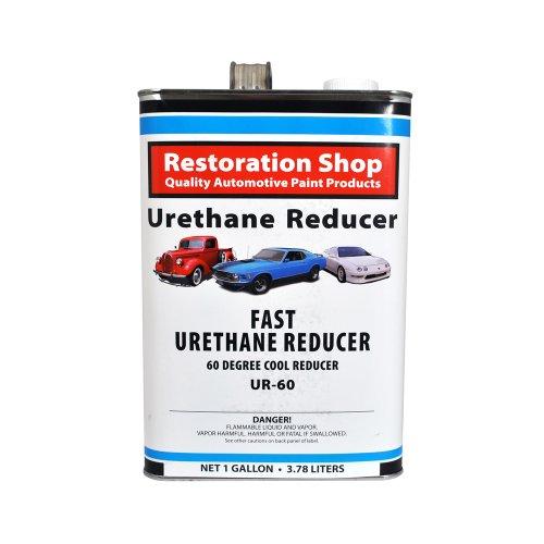 Restoration Shop FAST URETHANE REDUCER Gallon 60 TO 70 DEG. TEMP RANGE Auto P... Acrylic Urethane Enamel
