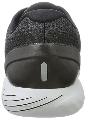 Lunarglide Noir Blanc Grisfoncé Grisloup Nike Homme Running Chaussures de 9 Noir R4cqYwOdv