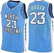 Men's Basketball Uniform North Carolina 23# White Men's Jerse