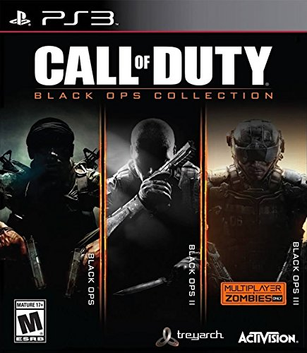 Call of Duty: Black Ops Collection - PlayStation 3 (Call Of Duty Black World At War)