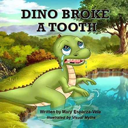 Dino Breaks a Tooth