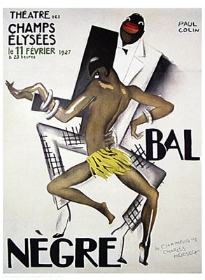 Art Deco Poster Reproduction