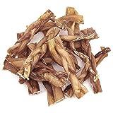 Best Pet Supplies 1-Pound Odor Free Braided Bully Sticks, 6-Inch