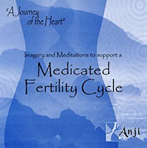 Imagery and Meditations to support a Medicated Fertility (Improve Fertility) Infertility support