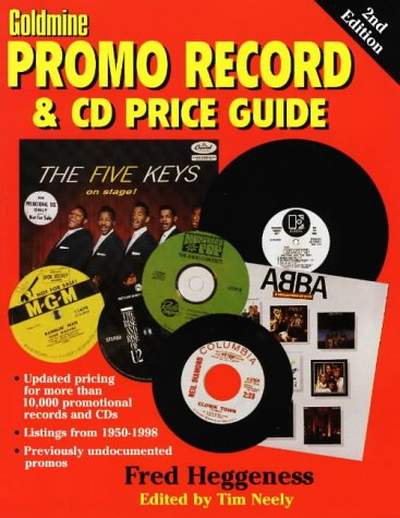 Goldmine Promo Record & Cd Price Guide by Krause Pubns Inc