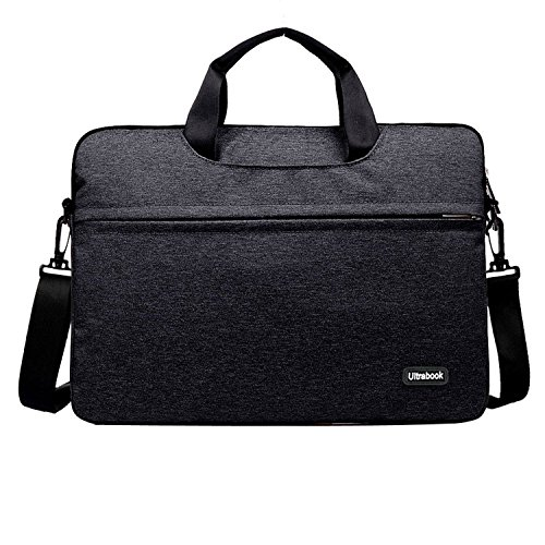 15.6-Inch Laptop Shoulder Bag Case Sleeve With Handle and Side pocket For 15