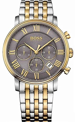Hugo Boss Mens Analog Dress Quartz Watch (Imported) 1513325