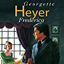 Frederica Audiobook by Georgette Heyer Narrated by Clifford Norgate