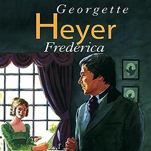 Frederica Audiobook
