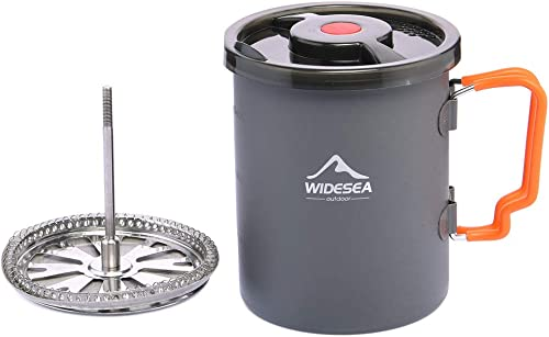 WIDESEA Camping Coffee Pot 750ML