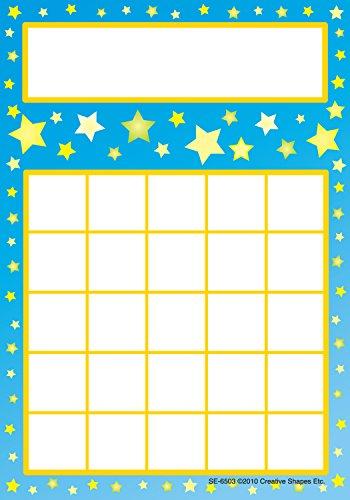 Stars Progress Pads - New!