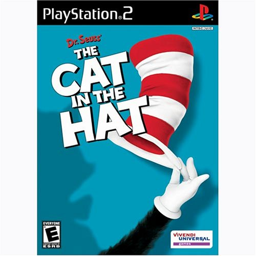 Dr Seuss' The Cat In The Hat - PlayStation 2 -