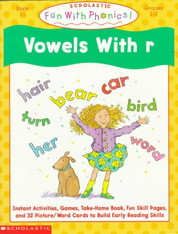 Vowels With R (Fun With Phonics)