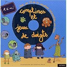 Comptines et jeux de doigts + cd v2