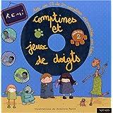 Rémi: Comptines et jeux de doigts 2 (1 livre + CD)