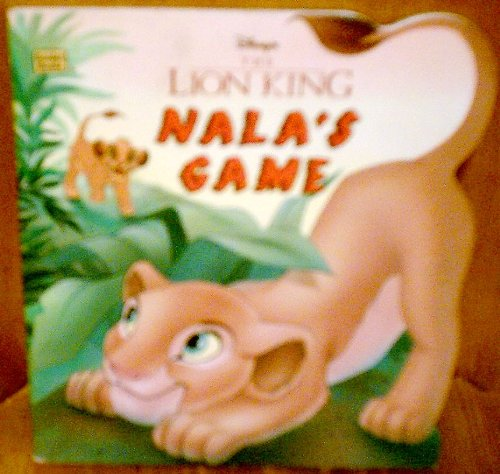 Disney's the Lion King: Nala's Game (Golden Little Super Shape Books)